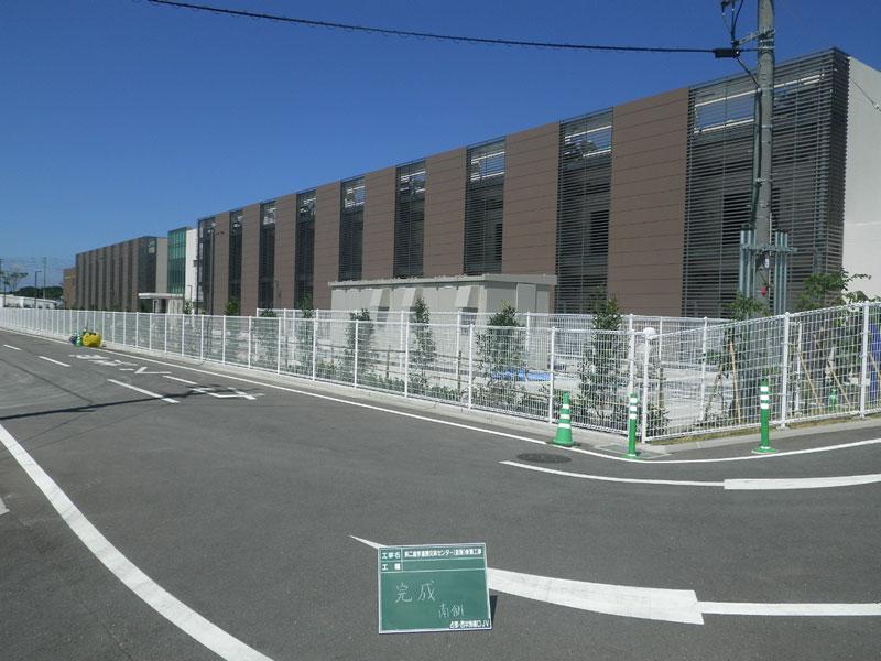 第二産学連携交流センター(仮称)新築工事
