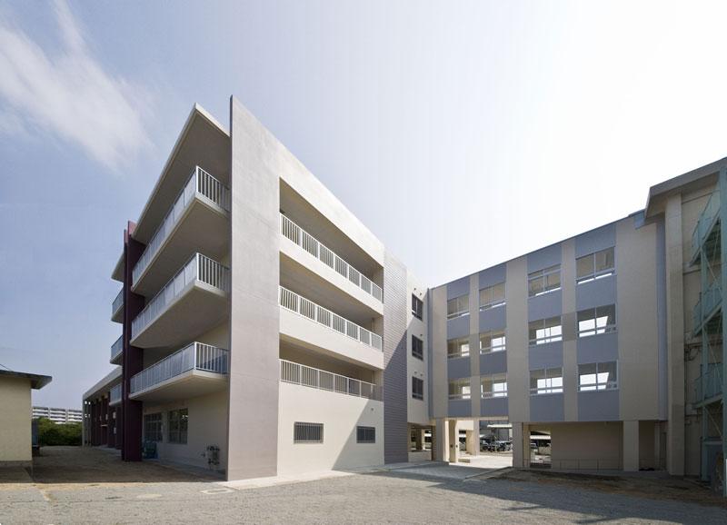 名島小学校講堂兼体育館改築等工事